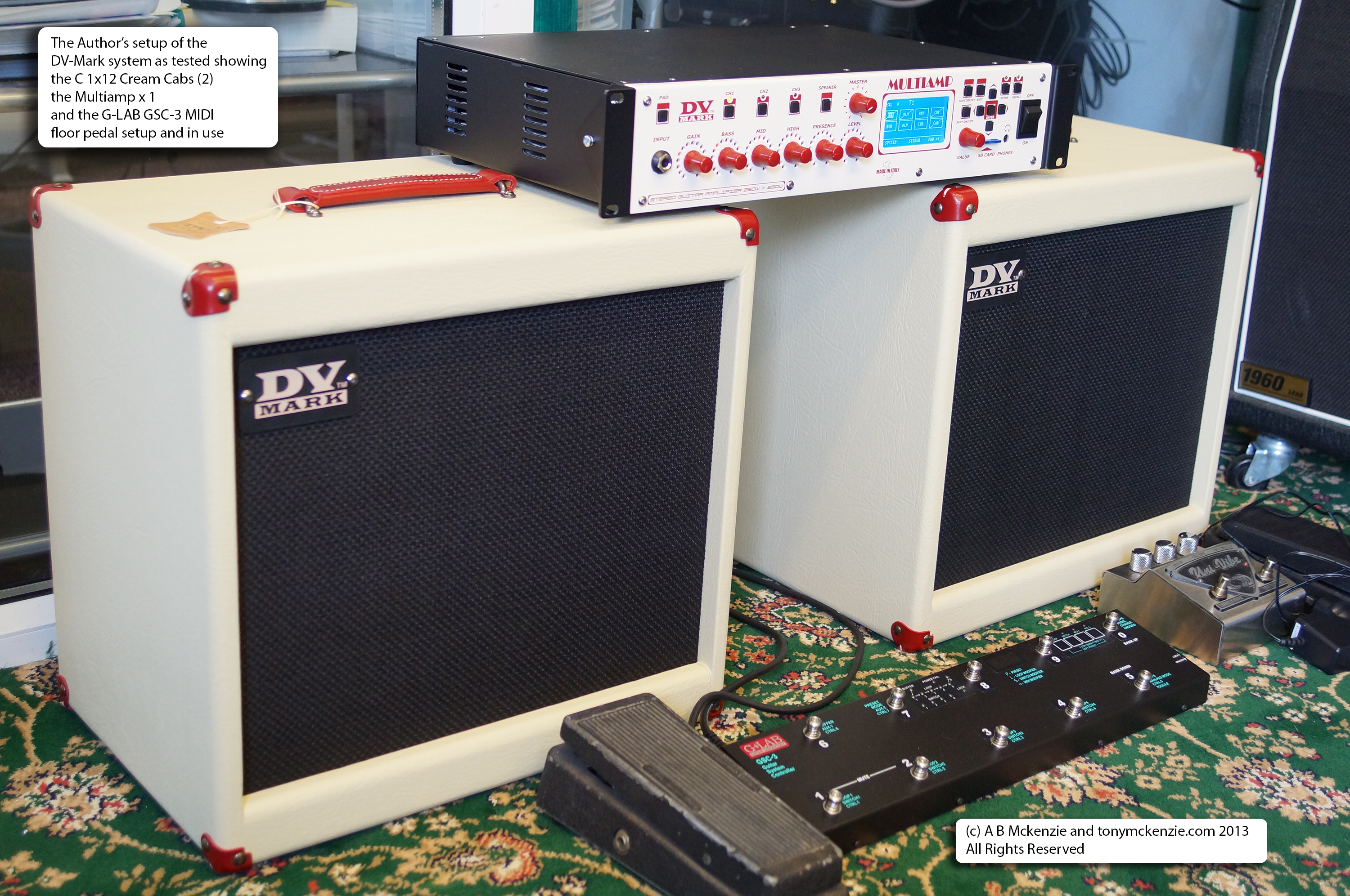 Dv Mark Multiamp Review Inside And Out Amplifier Simulator