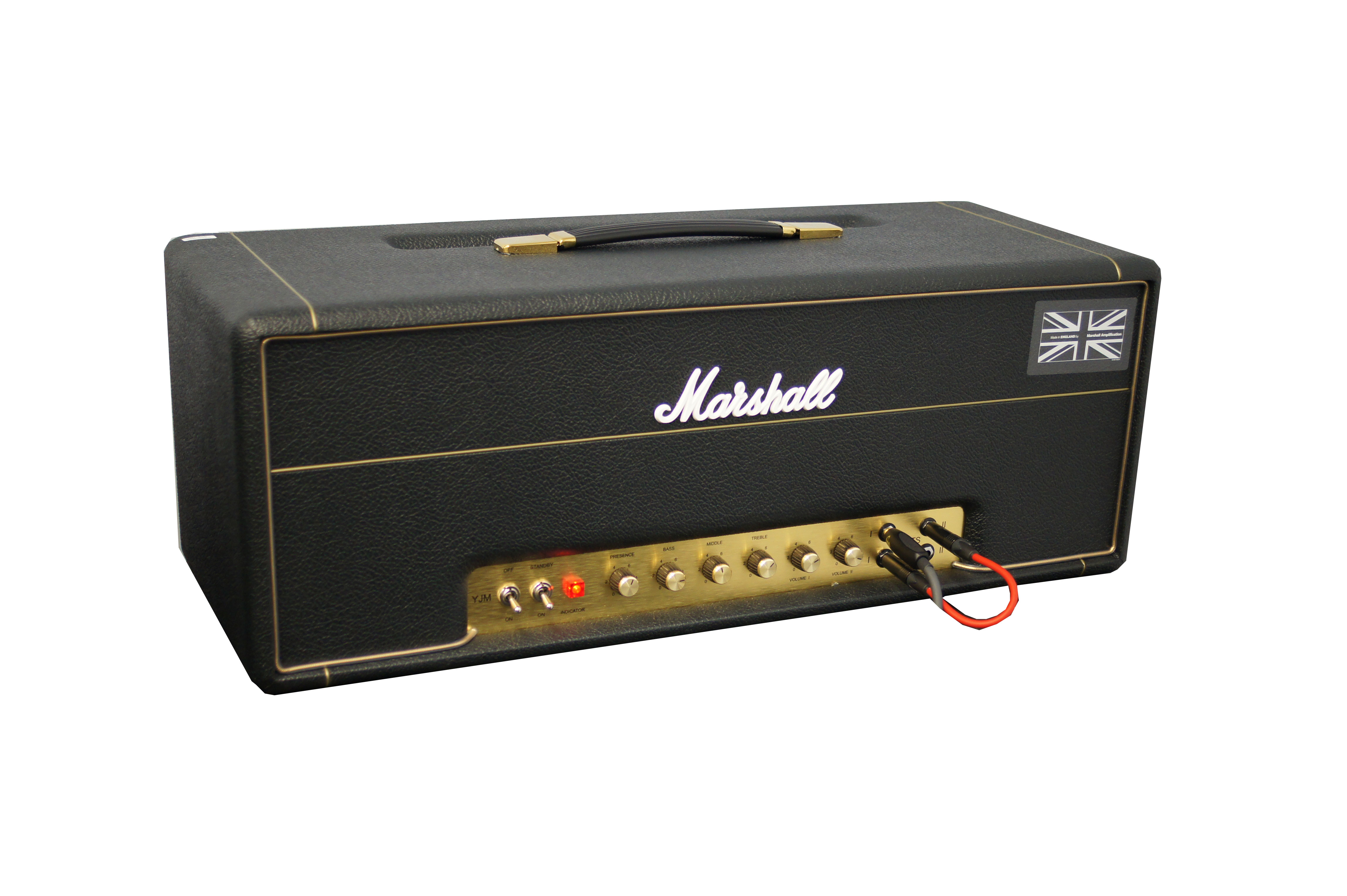 Number Serial Hookup Amps By Marshall