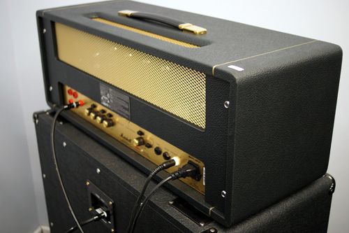 Marshall YJM100 Malmsteen Amplifier Inside Out Review