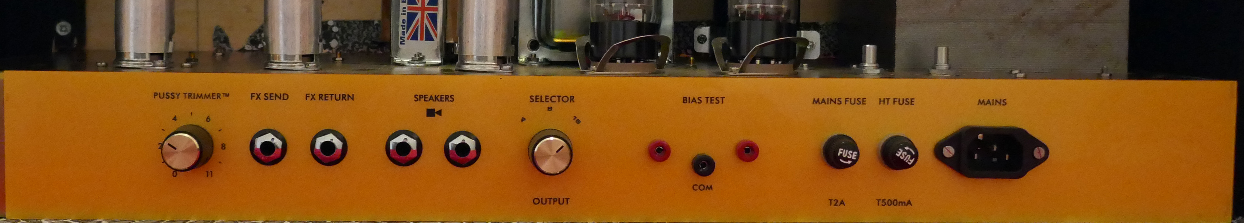 Ceriatone Chupacabra Amplifier Inside Out Review