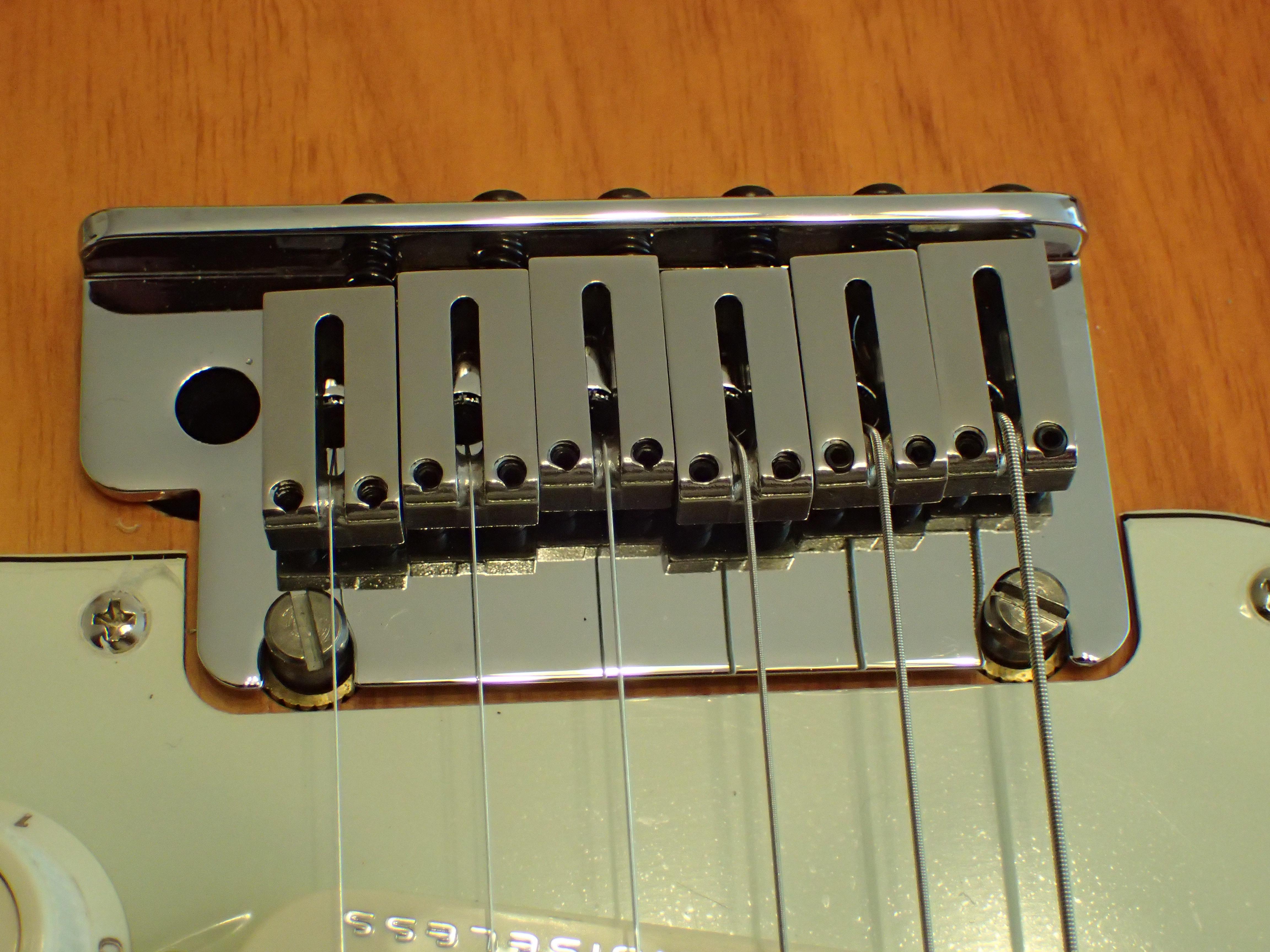 Fender Elite Stratocaster Close up Review tonymckenzie com
