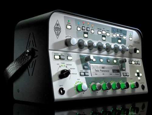 Kemper Profiling Amplifier Full Inside and Out Review Audio