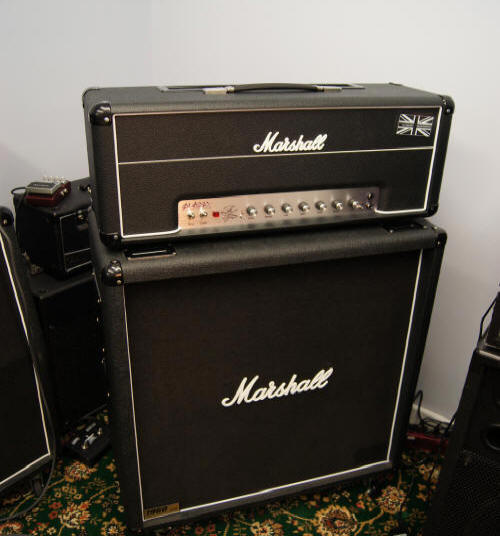 Marshall AFD100 Amp Amplifier Inside and Out Review   tonymckenzie.com