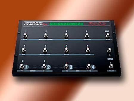 Triaxis GCX Ground Control Pro DMC midi switching