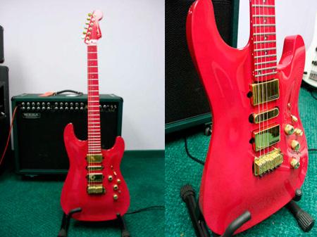 Fender The Dream Custom Artist Made Stratocaster Guitar