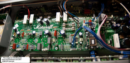 jvm410h-main-amp-board