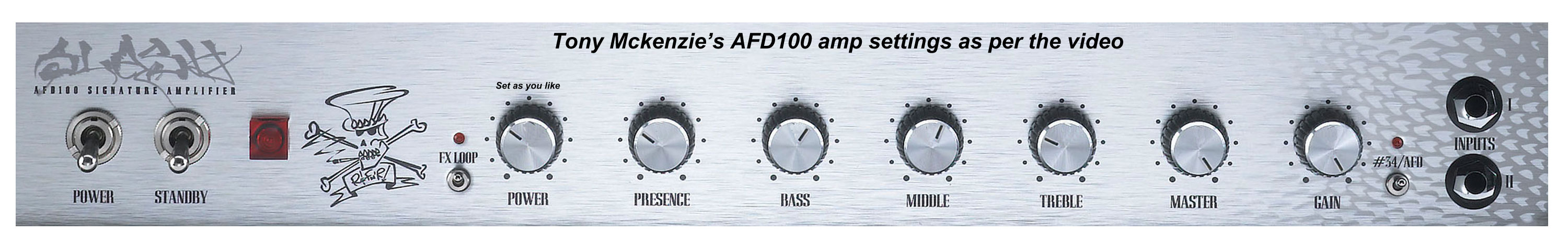 How I Set My Marshall Dsl40cr Guitar Amplifier For Live Manual Guide